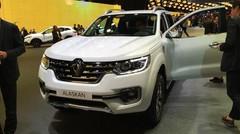 Renault tente le pari européen avec son pick-up Alaskan