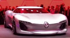 Renault TreZor : un concept 100 % rêve
