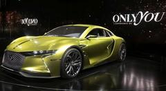 DS E-Tense Concept : première française pour la GT électrique de DS