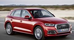 Audi Q5, l'allemande venue du Mexique