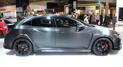Honda Civic Type R Concept : démonstrative