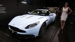 Aston Martin est absent au Mondial 2016 mais la DB11 est bien là !