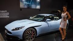 L'Aston Martin DB11 est chez Bridgestone !