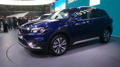 Suzuki S-Cross restylé : l'allure d'un vrai SUV