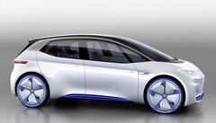 Mondial de l'Auto 2016 : Volkswagen I.D