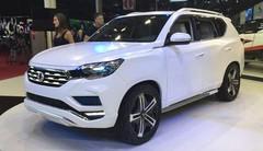 SsangYong se modernise avec le concept LIV-2