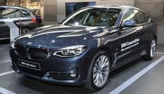 BMW Série 3 GT restylée, suite logique