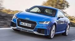 Essai Audi TTRS : l'épouvantail