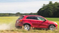 Essai Mitsubishi ASX : « Suivez la route sans revêtement. »