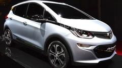 Opel Ampera-e au Mondial de Paris 2016