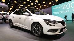 Renault Mégane Sedan (2016) : la Mégane 4 portes se dévoile à Paris