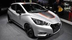 La Nissan Micra fait peau neuve
