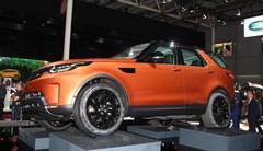 Nouveau Land Rover Discovery : gros régime !