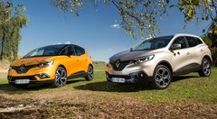 Essai comparatif Renault Scénic 2016 vs Kadjar : SUV ou monospace ?