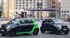 Smart lance sa gamme électrique à moteur Renault