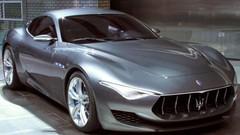 Une Maserati électrique en 2020