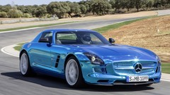 Une supercar électrique confirmée par AMG