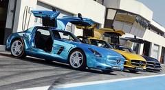 Mercedes-AMG : la supercar électrique est en chemin