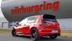 Essai extrême : la VW Golf GTI Clubsport se frotte au Nürburgring !
