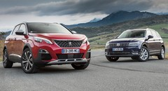 Essai Peugeot 3008 2 vs Volkswagen Tiguan 2 : lequel choisir ?