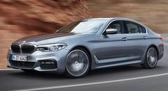 Evolution en douceur pour la nouvelle BMW Série 5