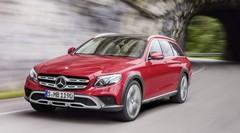 Mercedes Classe E All-Terrain : le baroudeur chic des familles