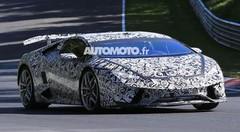 La Lamborghini Huracán Superleggera surprise sur le Nürburgring