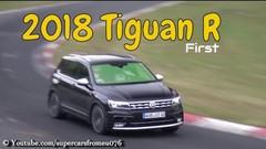 Volkswagen Tiguan : une version « GTI » ou « R » se profile