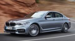 BMW Série 5 2017, la voici enfin !