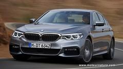 Nouvelle BMW série 5 : changement dans la continuité