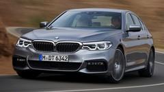 La BMW Serie 5 : une serie 7 modèle réduit ?