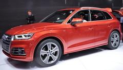 Nos premières impressions à bord de l'Audi Q5