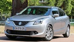 Essai Suzuki Baleno Hybrid SHVS : Un nom trompeur
