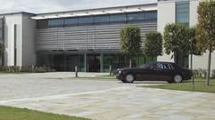 Visite de l'usine Rolls-Royce