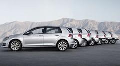 Volkswagen Golf: restylage début novembre