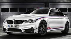 BMW célèbre son titre avec la M4 DTM Champion Edition