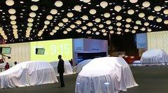 Mondial de l'automobile 2016 : un succès malgré une baisse relative