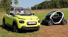 Essai Citroën e-Méhari vs Renault Twizy : Electrons libres