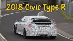 Honda Civic Type R : la prochaine génération chasse déjà les records