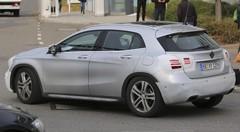 Un facelift pour la Mercedes GLA