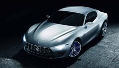 La Maserati Alfieri ne verra pas le jour avant 2020