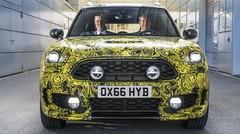 Mini Countryman 2017 : la motorisation hybride rechargeable confirmée