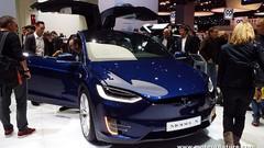 Toutes les Tesla prêtes pour la conduite toute autonome