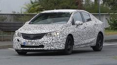 Opel Astra Berline !