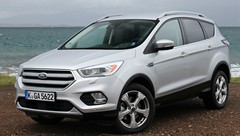 Essai Ford Kuga restylé 2016 : un lourd héritage