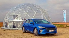 Essai Hyundai Ioniq hybride électrique