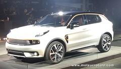 Lynk & Co : la Volvo chinoise moins chère et plus connectée