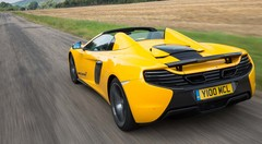 Essai McLaren 650S Spider : trop parfaite