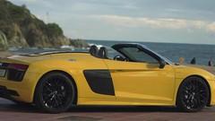 Emission Automoto : Séries limités; Quad; R8 Spyder