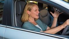 Etude : les femmes plus facilement irritables derrière un volant